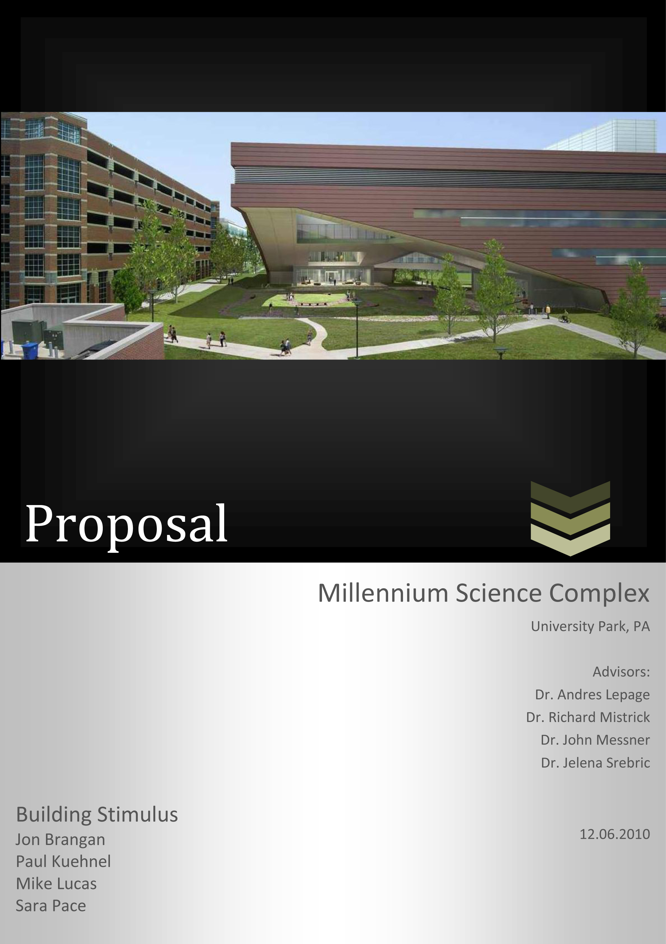 Building Stimulus: Proposal