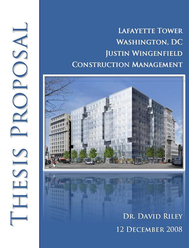 Construction dissertation