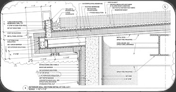 Roof Protection Board Amp Single Ply Roof Illustration