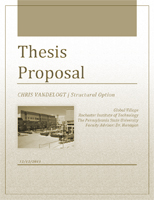 Thesis proposal architecture