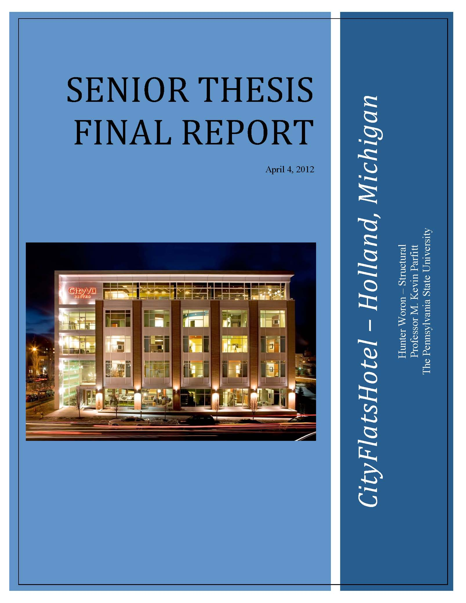 thesis report covers Do not use three hole report covers questions regarding the content of your thesis should be directed to your print version-thesis guidelines-mfapdf (61k.