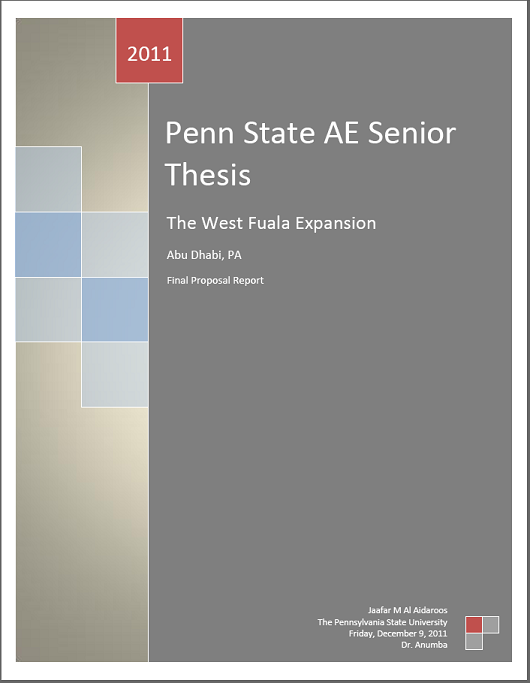 Mini-thesis proposal