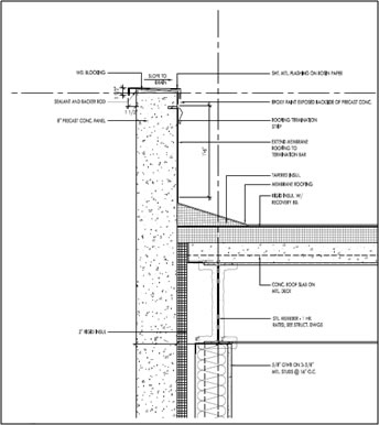 Fig19b additionally Steel I Beam Connections further Timber Frame besides Open Web Joist further Wood Frame Construction Details. on deck construction details