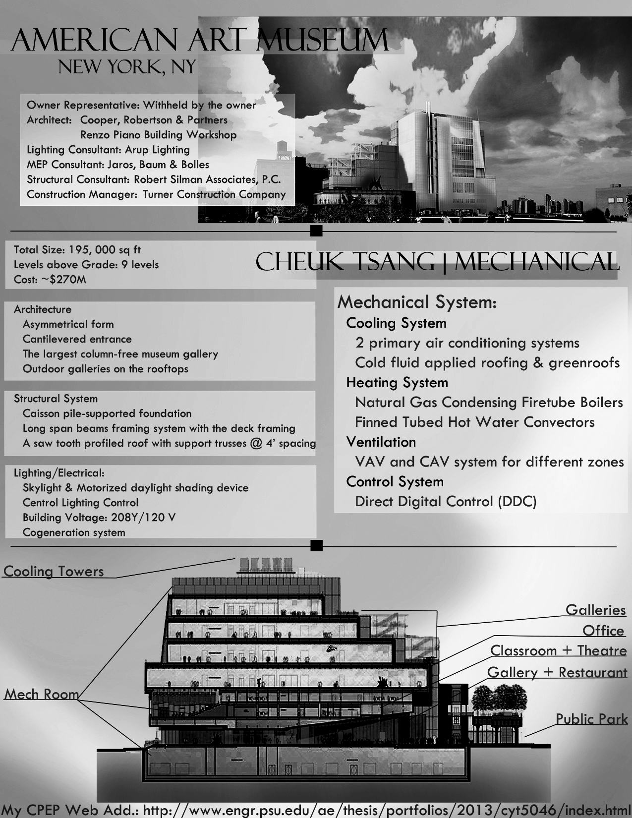 architectural thesis abstract