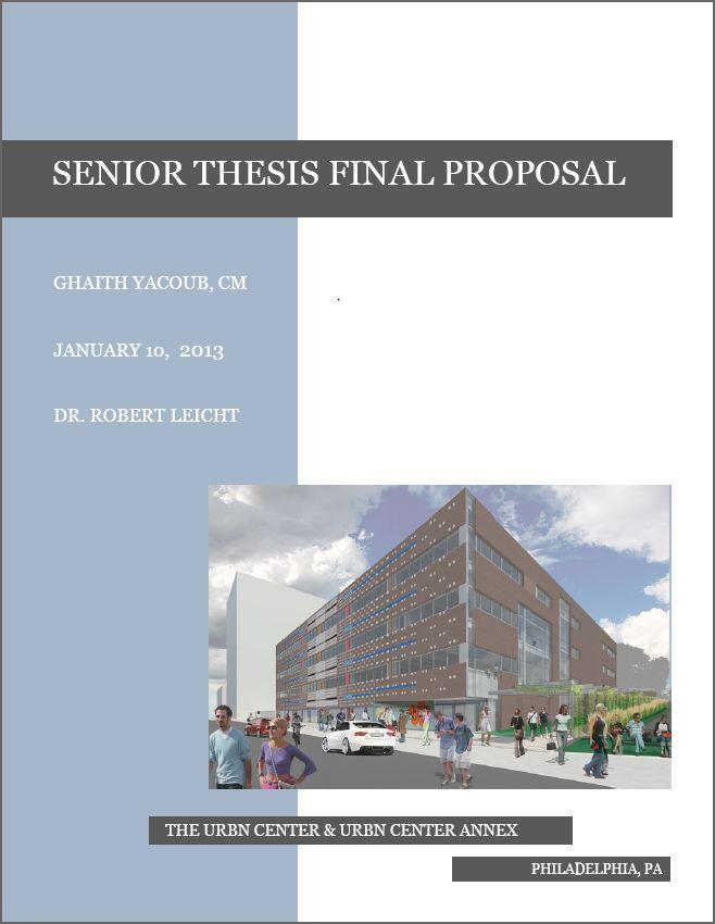 Dissertation proposal service 2013
