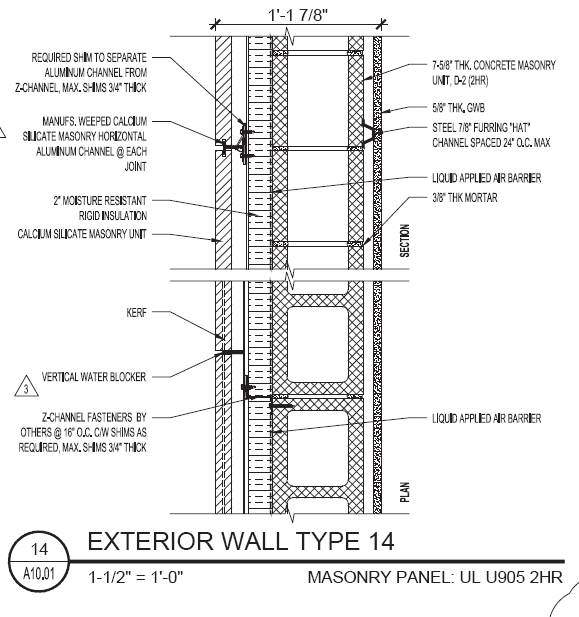 28 Exterior Wall Thickness Interior Wall Thickness Uk Related Keywords Amp Suggestions