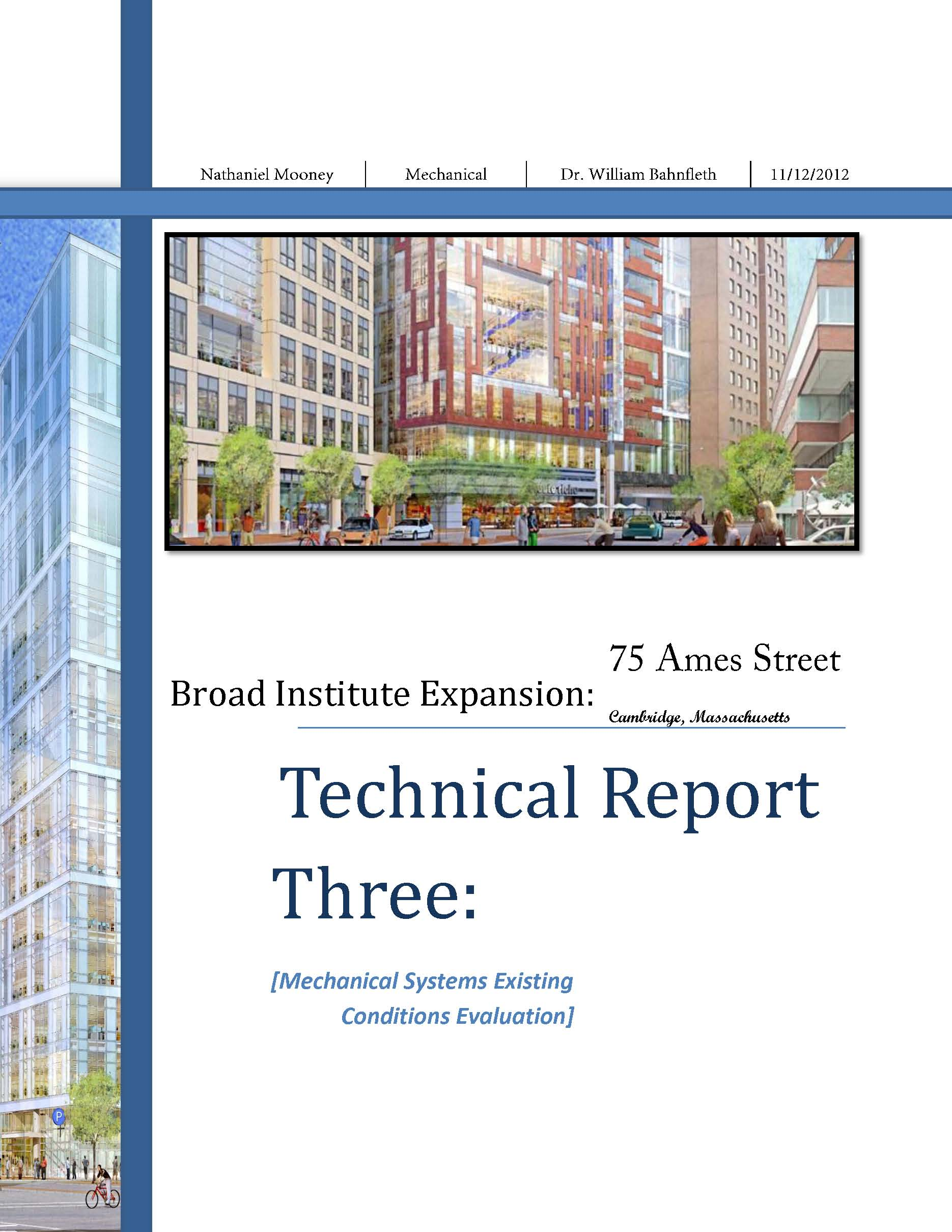 75 Ames Technical Reports