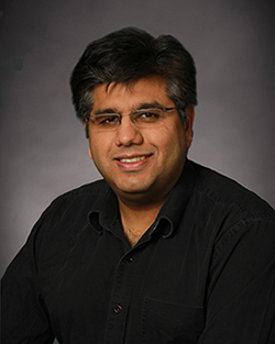 headshot of Vishal Monga