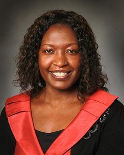 Esther Obonyo headshot