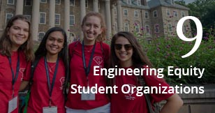 9 engineering equity student organizations