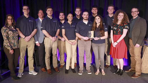 Penn State NAHB Student Competition Team