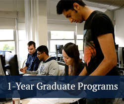 One-Year Graduate Programs