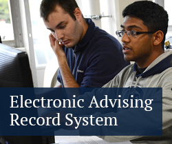 Electronic Advising Record System