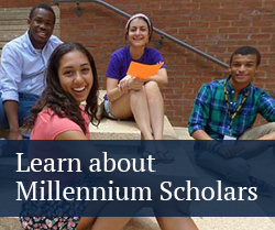 learn about millennium scholars