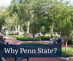Why Penn State?