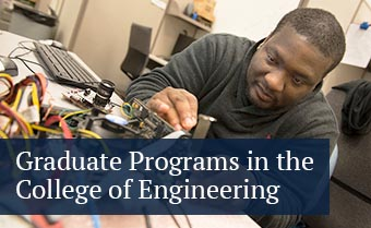 Graduate Programs in the College of Engineering