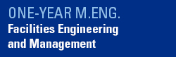 one-year M.S. facilities Engineering and management