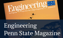 Engineering Penn State Magazine