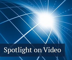 spotlight on video