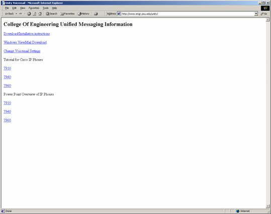 Install and configure viewmail university of saskatchewan.